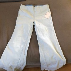 Free people Venice flare jeans size 26